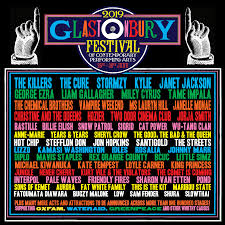 Glastonbury 2019 line-up poster revealed