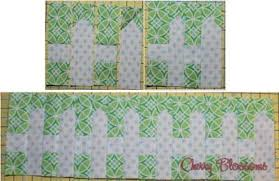 Picket Fence Quilt Border Quilt Border House Quilts Quilt Boarders