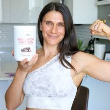 """Teami Blends on Twitter: """"[NEW PRODUCT] Our Wellness Protein was created  because our founder, Adi Arezzini, was disappointed with every vegan  protein she found on the market. After 18 months of sourcing"""
