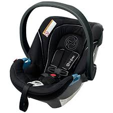 cybex aton infant car seat pure black
