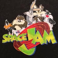 Tops Looney Tunes Space Jam Poshmark