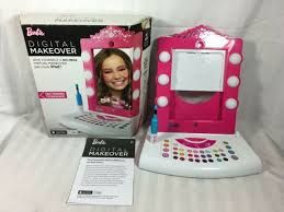 barbie digital makeover mirror by