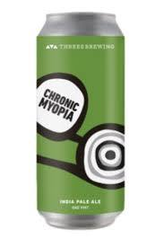 Threes Brewing Chronic Myopia Price & Reviews | Drizly