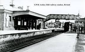 Ashley Hill railway station, Bristol | Ashley Hill opened as… | Flickr