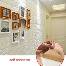 China 3d Xpe Foam Brick Wall Sticker Self Adhesive Decorative 3d Wall Panel Wallpaper China Wall Covering Panel Wall Panel Cover