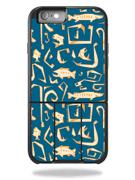 Skin For Otterbox Universe Iphone 6 Plus 6s Plus Case Deco Fish Mightyskins Protective Durable And Unique Vinyl Decal Wrap Cover Easy To Apply Remove And Change Styles