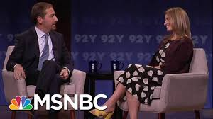 Katy Tur Talks With Chuck Todd About 'Unbelievable', Covering Donald Trump  And More (Full) | MSNBC - YouTube