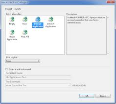 provider in asp net mvc 4 application