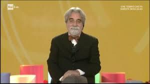 Peppe Vessicchio a Sanremo 2018