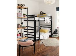 Fort Twin Over Twin Mini Bunk Bed Kids Room Room Board