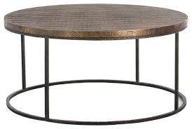 nixon coffee table industrial