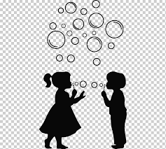 Silhouette Child Wall Decal Girl Silhouette Love Child Animals Png Klipartz