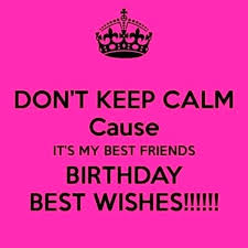 funny birthday quotes for new friend