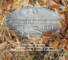Adele Reed (1878-1964) - Find A Grave Memorial