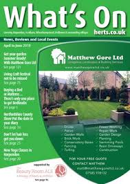 what s on herts april 2019 by what s on