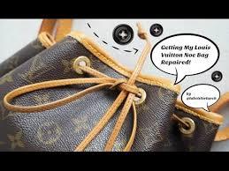 louis vuitton noe handbag repair and