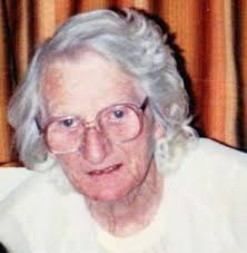 Myrtle Evelyn Grace (Evans) Hall (1909-2005)   WikiTree FREE Family Tree