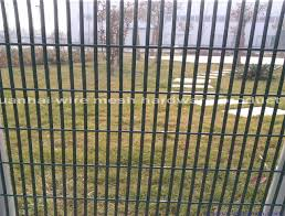 Extraordinary Design Anti Climb Security Fencing Panels Powder Coated For School
