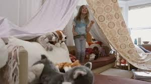 Kids Living Room Fort
