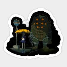 Shop Bioshock Stickers Teepublic
