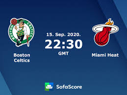 Boston Celtics Miami Heat risultati, diretta streaming e pronostico -  SofaScore
