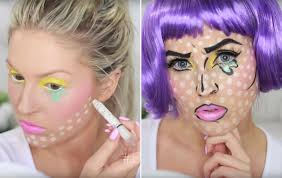 awesome halloween makeup tutorials