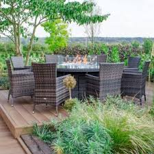 why you need a rattan fire pit table blog