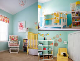 Light Up The Nursery With The Unique Yellow Lamp Warisan Lighting
