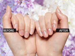 gl nail shiner korean skincare