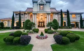 mediterranean mansion in plano tx