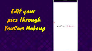 method with youcam makeup application