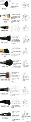 makeup brushes guide you saubhaya makeup