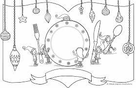 Placemat Kerst Kerst Kerst Knutselen Placemats