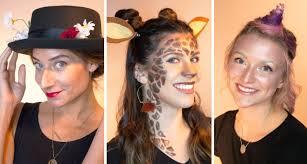 three glam makeup ideas