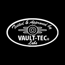 Vault Tec Logo Vinyl Decal Sticker
