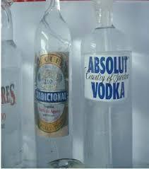 Ideas frescas para eventos 2009 botella de hielo – Lienzo Charro ...