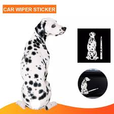 Car Rear Window Decals Funny Car Auto Body Sticker Dog Moving Tail Rear Windshield Window Wiper Side Truck Graphics Decals Car Stickers Aliexpress