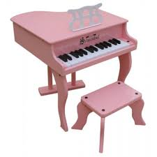 fancy baby grand toy piano kids toy