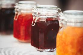 pectin in jams and jellies