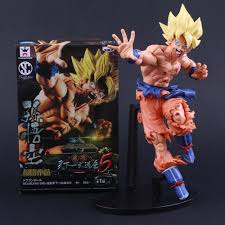 Banpresto Craneking Esculturas Anime Japones Dragon Ball Z Goku