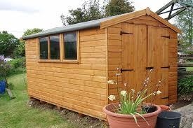 wooden garden sheds for in dorset