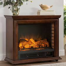 mcgregor mobile electric fireplace