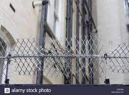 Anti Climb Fencing High Resolution Stock Photography And Images Alamy