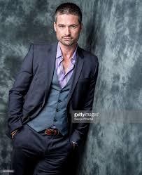 Actors Warren Christie of Motive poses for a portrait during CTV 2014... | Warren  christie, Actors, Most handsome men