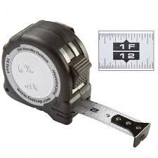fastcap procarpenter flatback tape measure