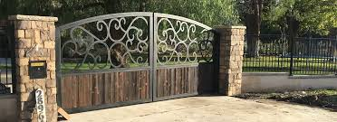 Wrought Iron Gates Fences Haas Metal Designs