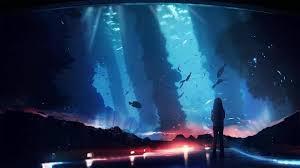 fish in aquarium live wallpaper