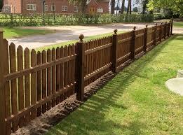 Picket Fence Panels Ellis Timber