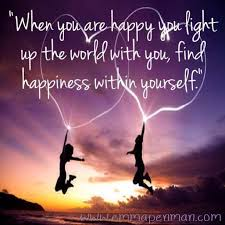 happiness from in quotes quotesgram