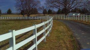 The Cost Of Vinyl Horse Fencing It S Less Than You Think